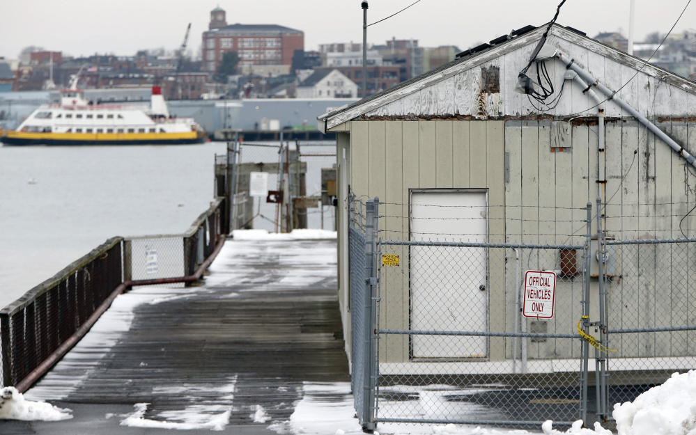Some South Portland officials want the city to upgrade the Portland Street Pier to support growing demand for aquaculture enterprises.