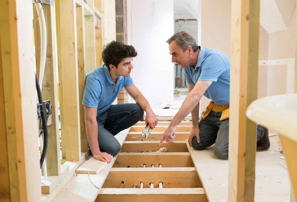 Fewer than 2 percent of 18- to 24-year-olds in the United State are enrolled in apprenticeships – but the vast majority of apprentices leave their programs without having landed in debt, and find employment.