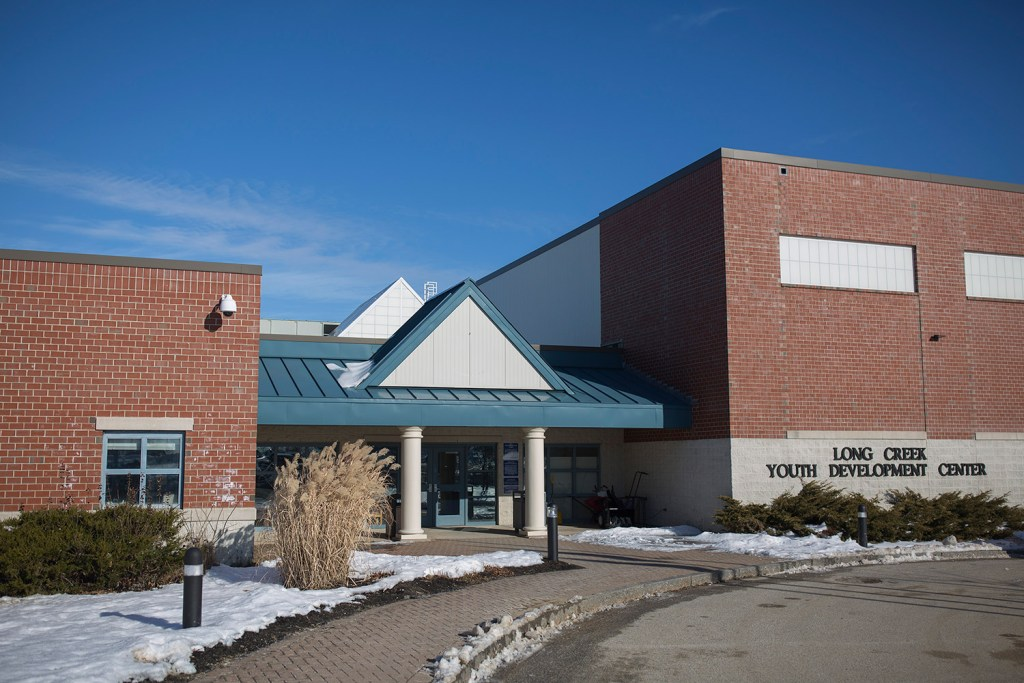 Corrections Commissioner Joseph Fitzpatrick said Thursday that the Long Creek Youth Development Center has a new superintendent and is fully staffed, after filling 30 positions since July.