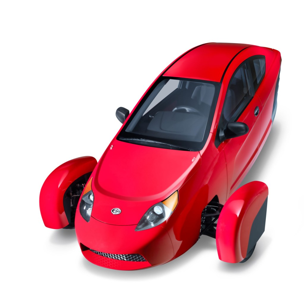 Autocyles, such as a model being developed by Arizona-based Elio Motors, are three-wheeled vehicles that have a steering wheel and pedal controls for braking and gas, as well as air bags and seat belts.
