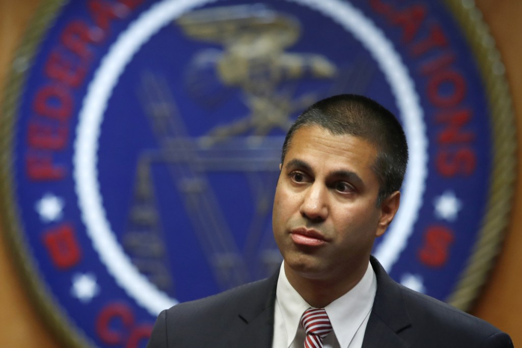 "Federal Communications Commission Chairman Ajit Pai agreed in March that robocalls are ""the scourge of civilization."" His agency should rein them in."