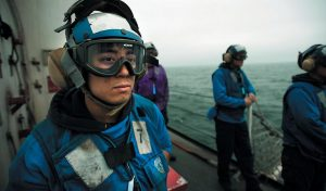 """BRUNSWICK PHOTOGRAPHER DOUG VAN KAMPEN will present """"Documentary Photography in the U.S. Coast Guard"""" from 6:30-8:30 p.m. Thursday at the Brunswick Naval Museum and Memorial Gardens, located at 179 Admiral Fitch Ave. in Brunswick."""