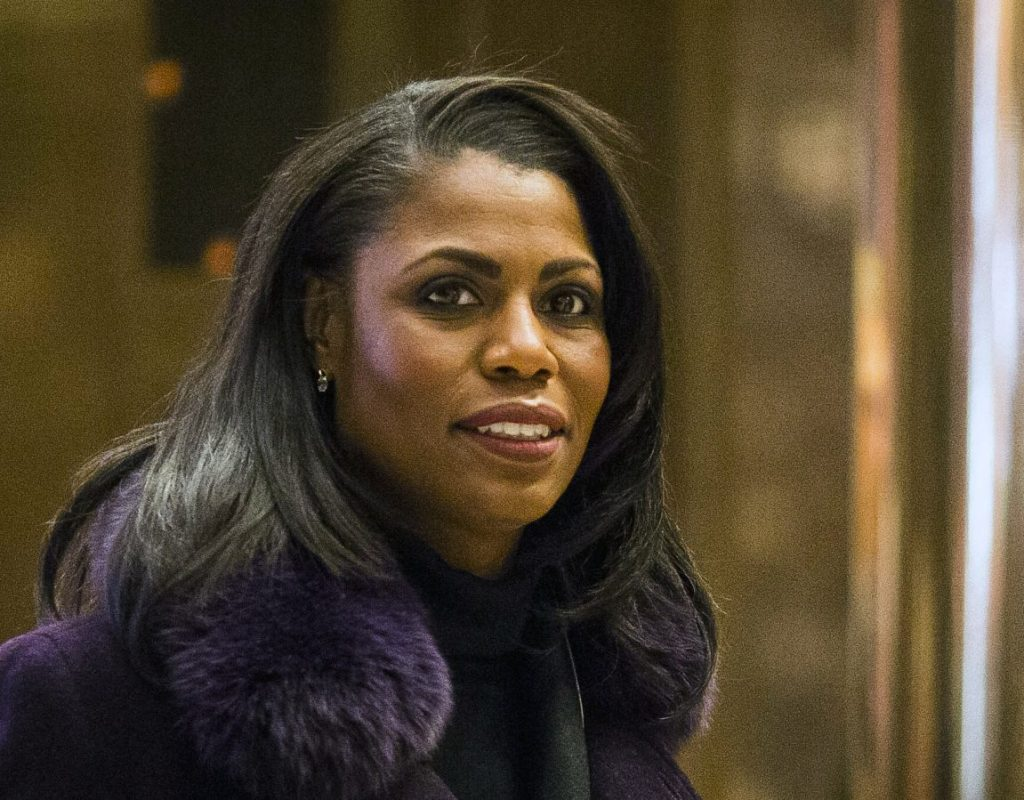 """Ex-""""Apprentice"""" contestant Omarosa Manigault says she refused a $15,000-a-month contract from President Trump's campaign to stay silent after being fired from her job as a White House aide."""