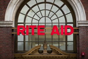 This Oct. 21, 2016 file photo shows a Rite Aid location in Philadelphia. The privately held owner of Safeway, Vons and other grocery brands is plunging deeper into the pharmacy business with a deal to buy Rite Aid, the nation's third-largest drugstore chain. AP WIREPHOTO