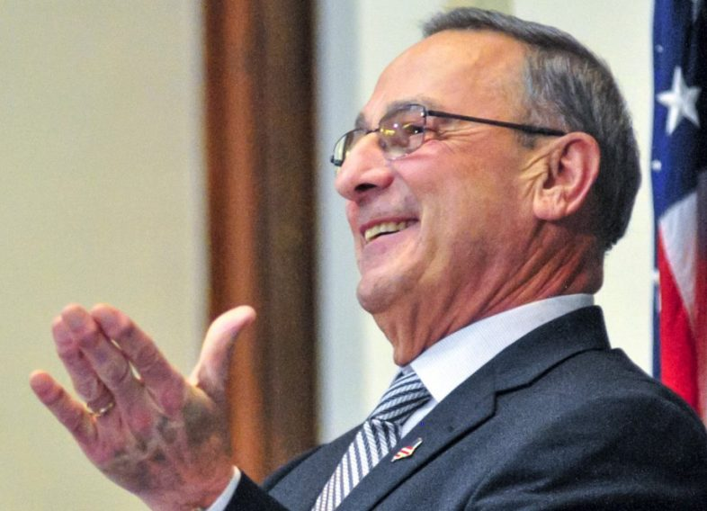 """The authority to nominate the """"opportunity zones"""" lies solely with Gov. Paul LePage and there is no scoring formula or public process to compare communities."""