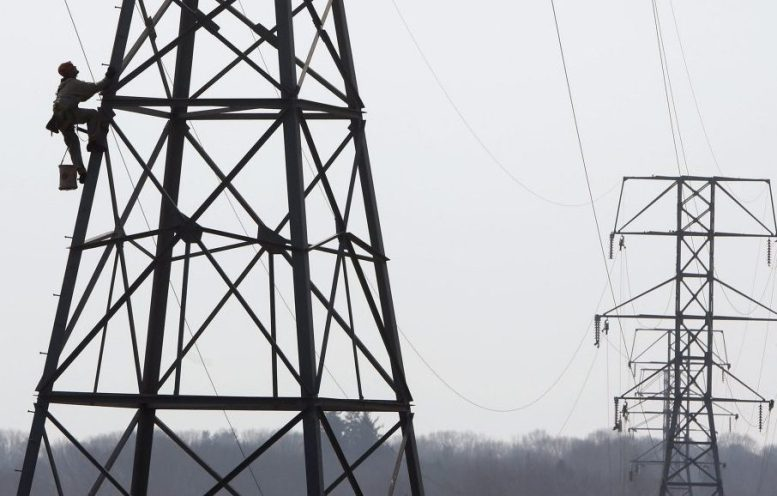Transmission lines paid for by Massachusetts rate payers would cut across Maine, but the Bay Sate won't permit a gas pipeline that would help Maine manufacturing.