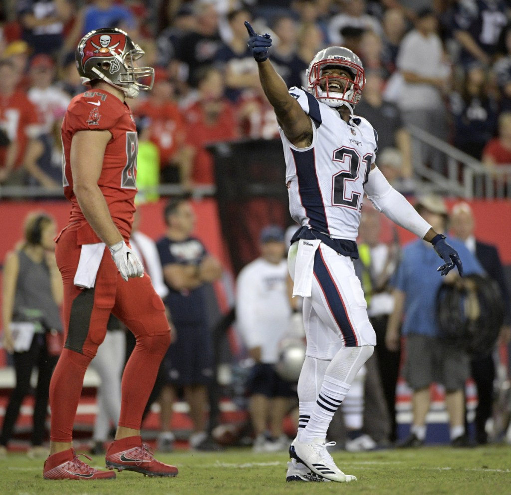 Cornerback Malcolm Butler dreamed of playing his entire career with the New England Patriots but realized by his benching at the Super Bowl that he wasn't wanted.