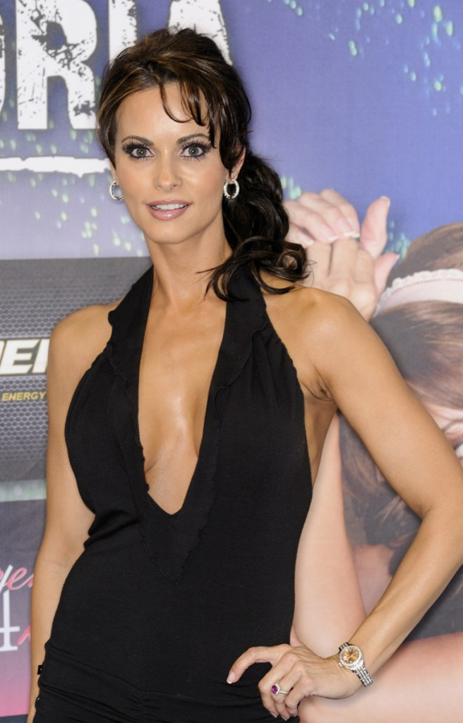 """""""I am relieved to be able to tess the truth ...,"""" says Karen McDougal, shown in 2011."""