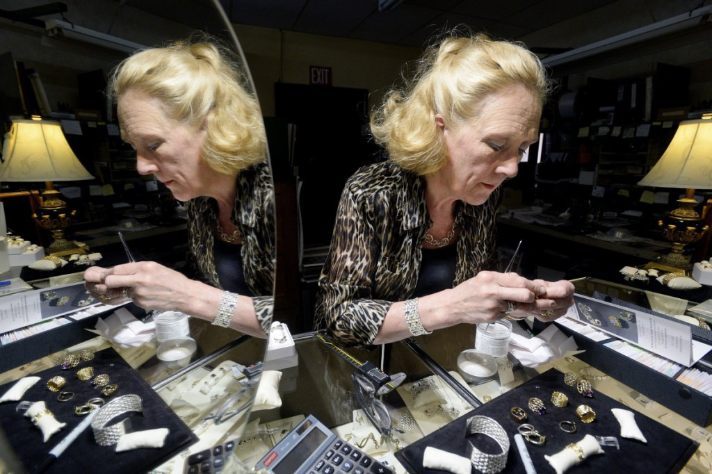 "Patricia Daunis-Dunning's studio is ""a place of growth for many up-and-coming jewelers,"" Verzosa said."
