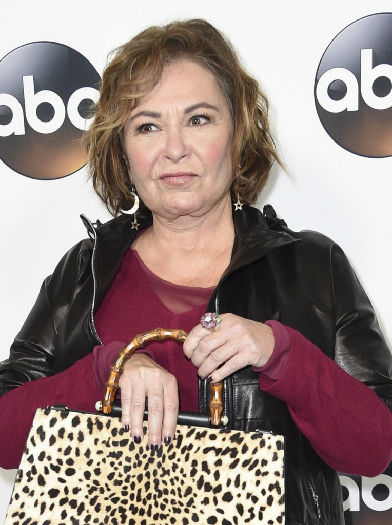 Roseanne Barr blamed a racist tweet that got her hit show canceled on an insomnia medication.