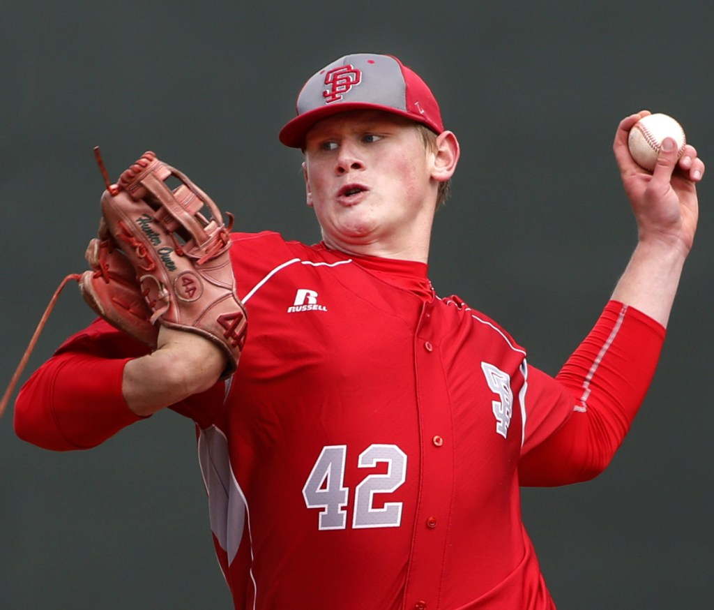 Sophomore left-hander Hunter Owen, who has allowed only 11 hits in almost 35 innings this season, is the ace as South Portland starts a postseason quest for its first baseball state championship since 1952.