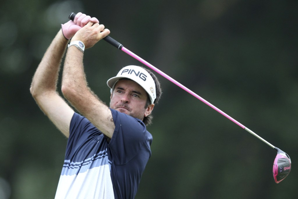 Bubba Watson had fallen all the way to No. 117 in the world but has found his health and his game has bounced back. After a win at the Travelers Championship he is up to No. 13.
