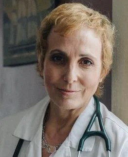 Dr. Cathleen London, a Washington County physician, is eyeing a possible challenge to U.S. Sen. Susan Collins.