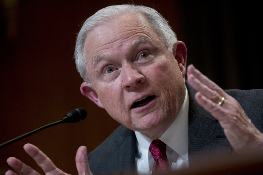 Once one of President Trump's supporters, Attorney General Jeff Sessions has fallen into disfavor at the White House.