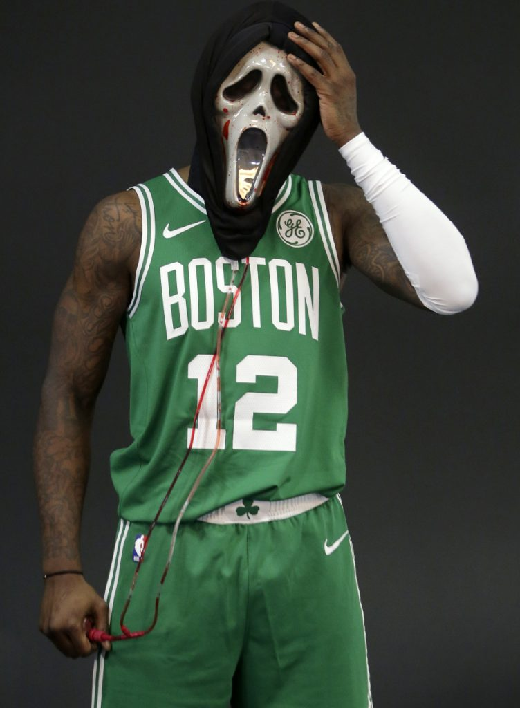 Image result for scary terry rozier
