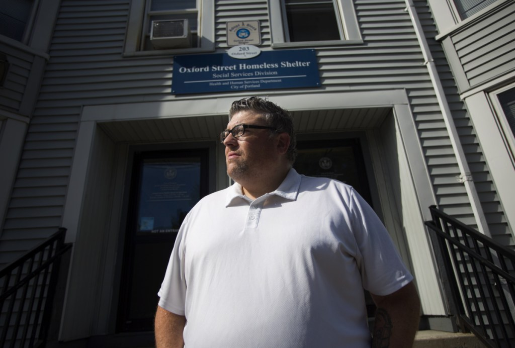 Oxford Street Shelter director Rob Parritt will leave on Oct. 19 after almost 10 years on the job.