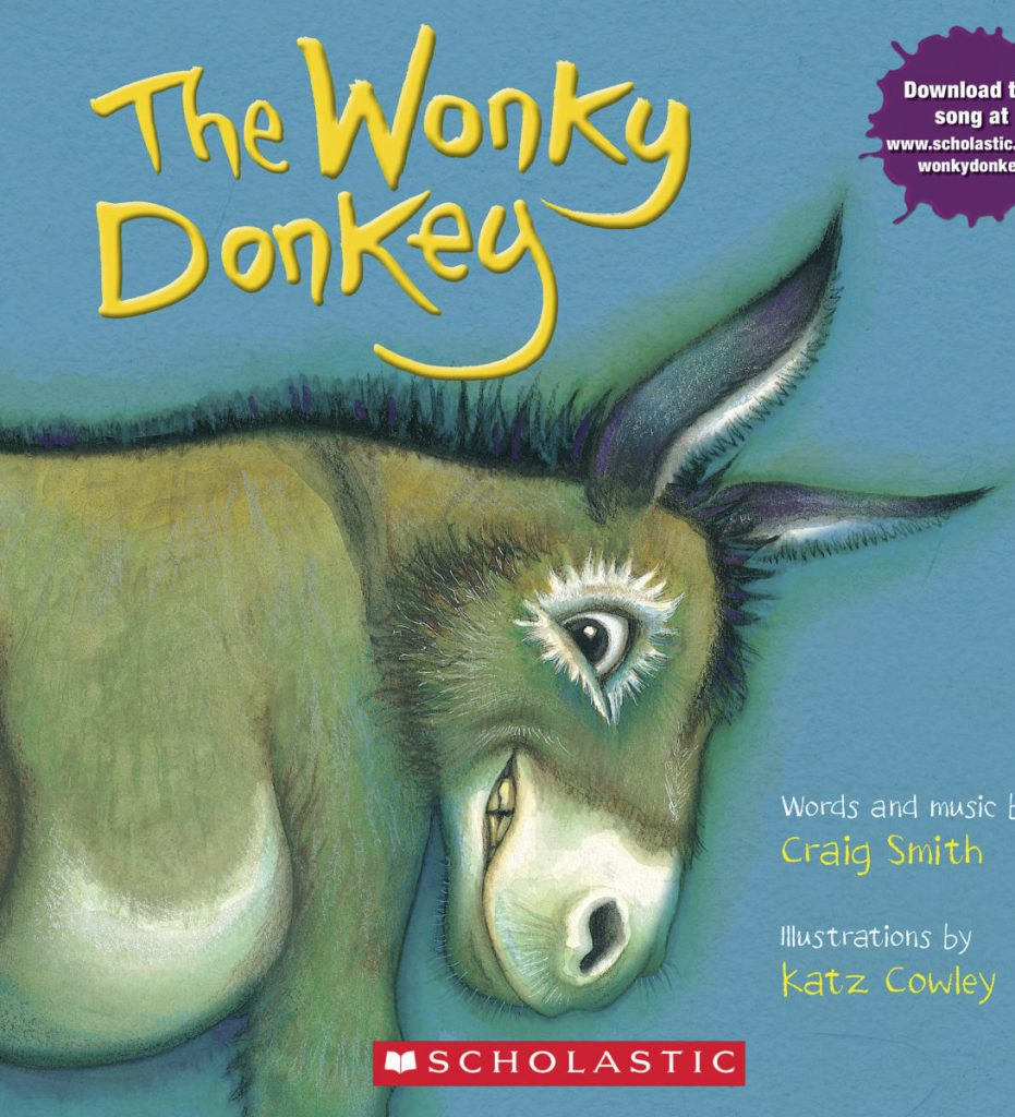 "Craig Smith's ""The Wonky Donkey"" is outselling hit books like Bob Woodward's ""Fear."""