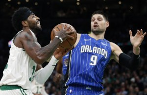 Celtics lose at home to Orlando
