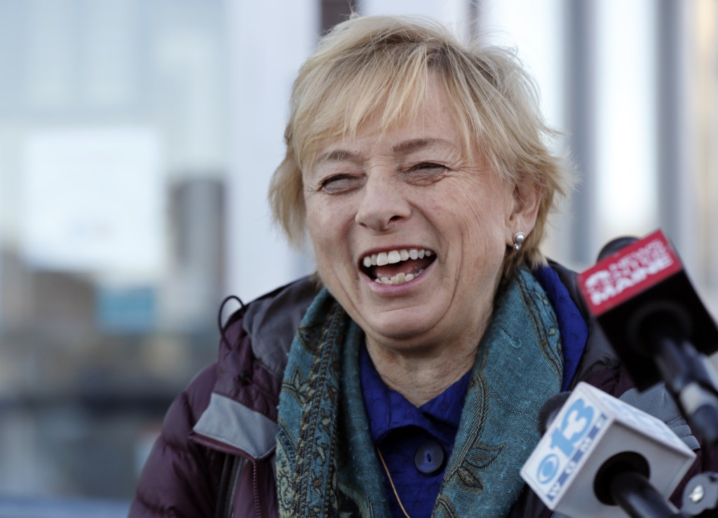 Gov.-elect Janet Mills says the 2017 state government shutdown motivated her to seek the Blaine House as a consensus-builder.