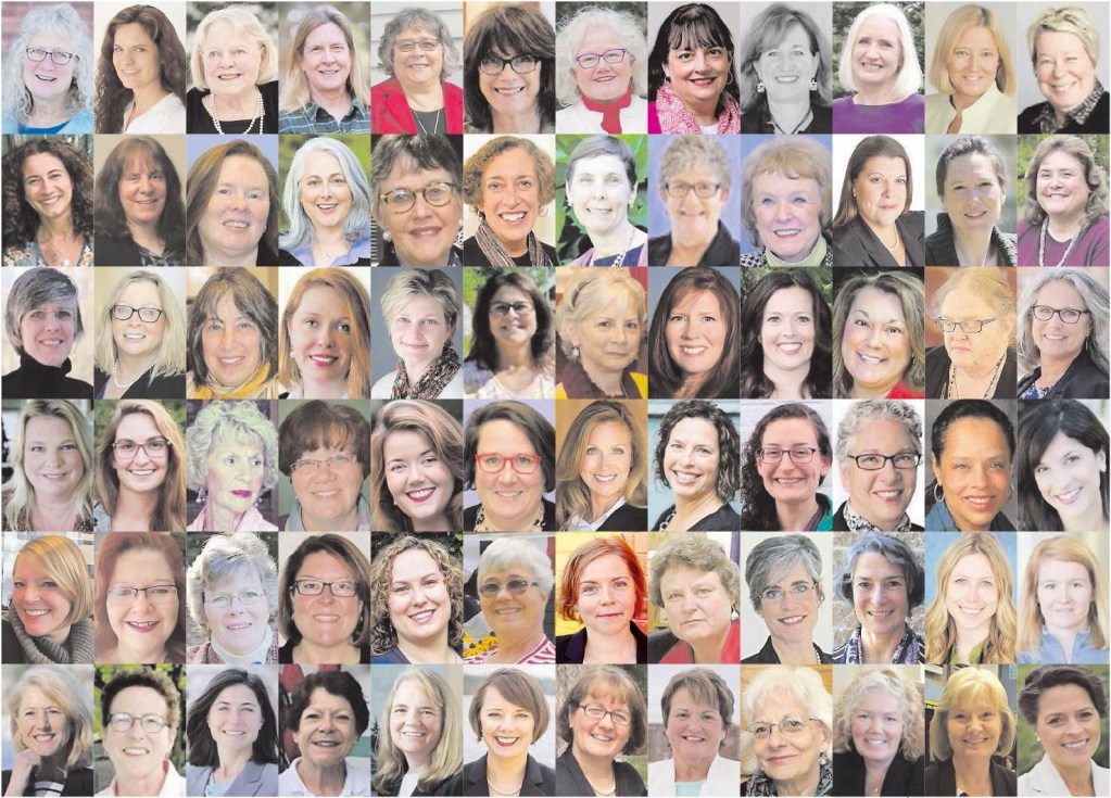 Maine voters elected a record number of women to the Maine Legislature this year. A total of 72 are set to serve in the House and Senate, up from 64 in the last Legislature.