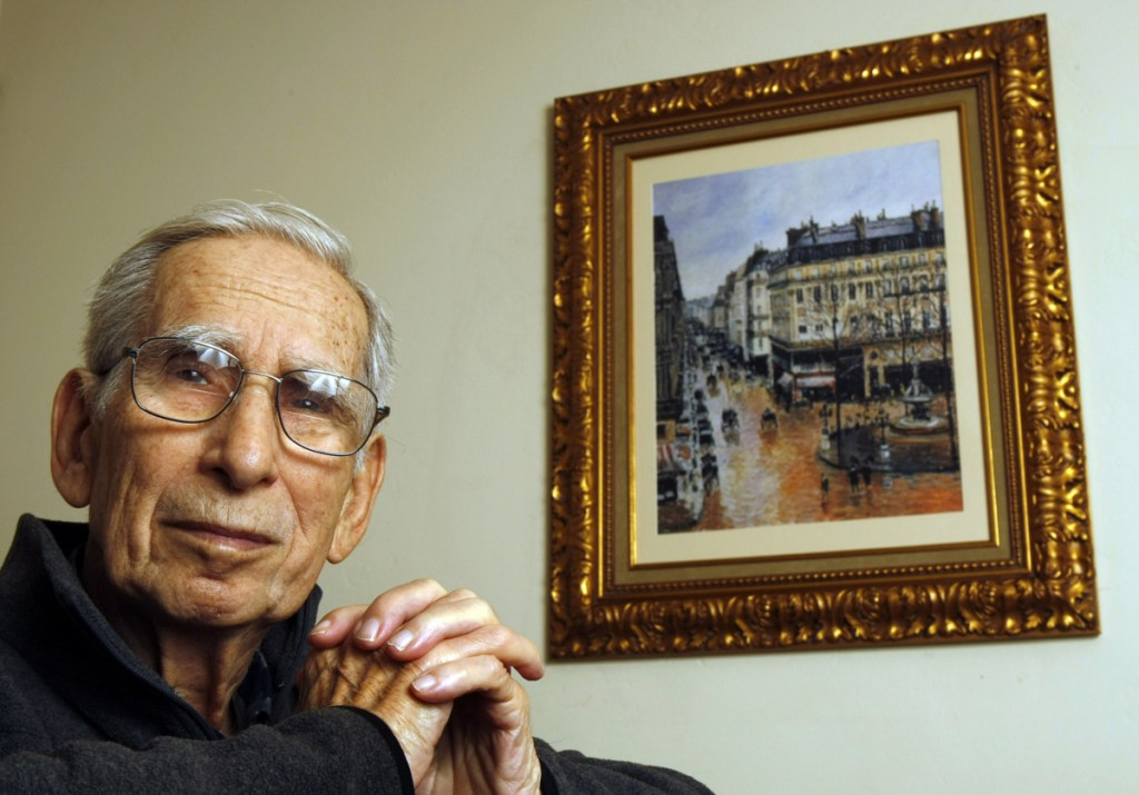 Claude Cassirer of La Mesa, Calif., sued a Spanish museum in 2005 seeking the return of an 1898 Impressionist work by Camille Pissarro – a copy is at right – the Nazis seized from his grandmother. He died in 2010 and his son is pursuing the suit.
