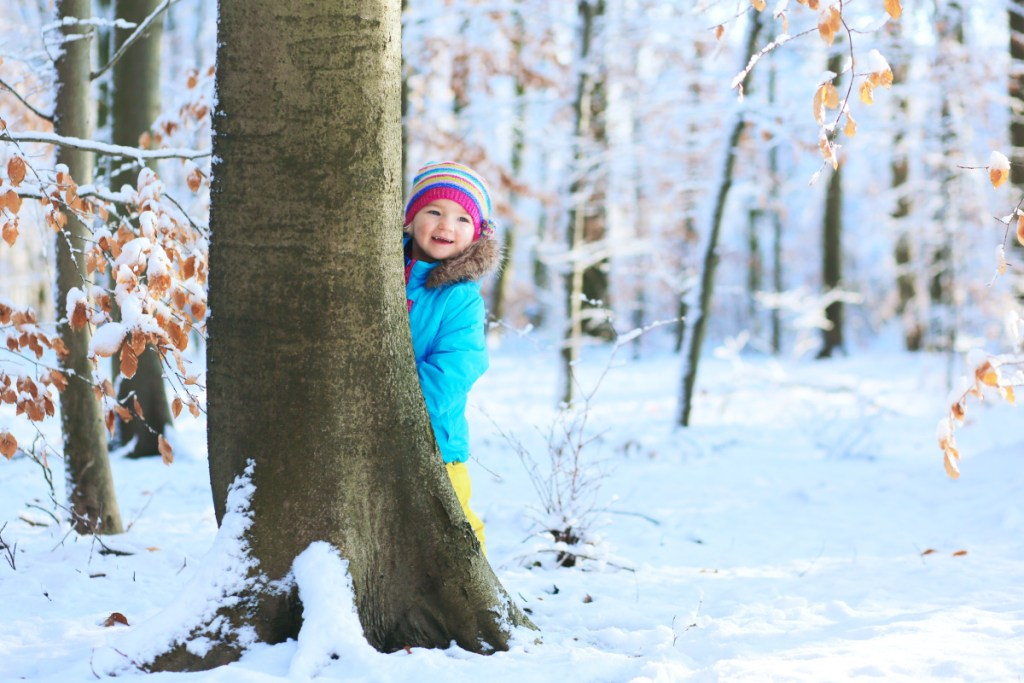 Registration for Winter Adventure Camp for kids closes on Christmas Day.