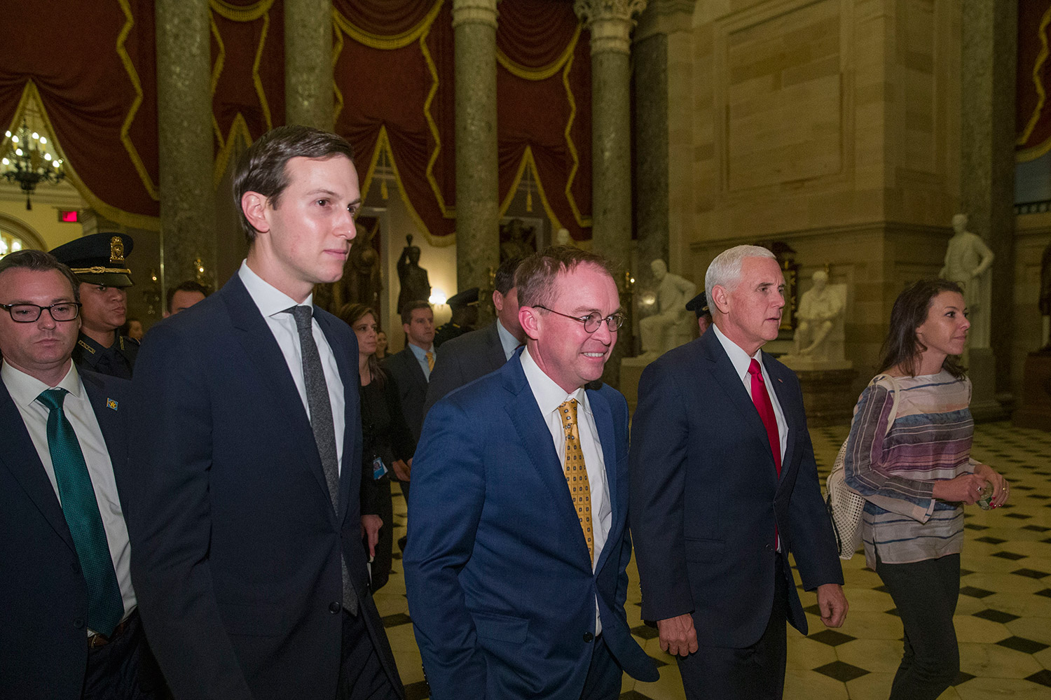 Shutdown to stretch until at least Thursday as Senate adjourns with