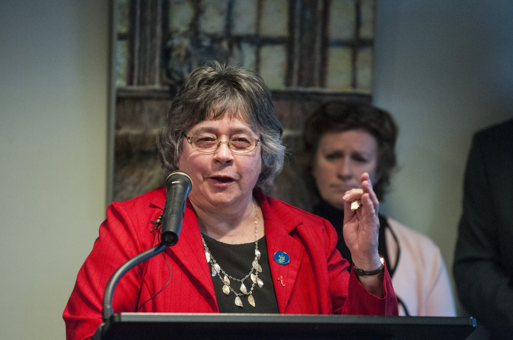 Rep. Anne Perry, D-Calais, who is a nurse practitioner, is sponsoring a bill that would establish the Department of Substance Use Disorder to  oversee all services related to treatment and prevention.
