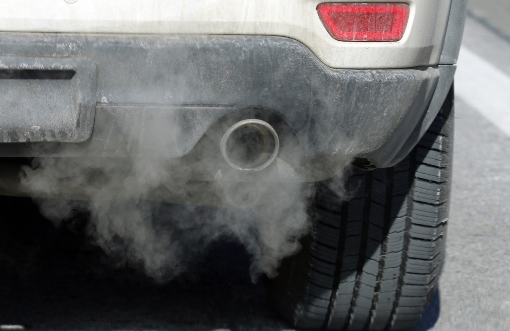 Transportation produces about 40 percent of carbon emissions along the East Coast.