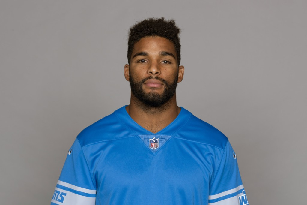 Trevor Bates, 25, of the Detroit Lions was arrested in New York early Saturday morning. He later allegedly hit a police sergeant in the face.