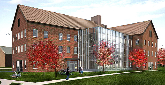 The Davis Science Center, located at Colby College in Waterville, houses a behavioral neuroscience research suite. Colby has received a $5 million donation to support student biomedical research from trustee and alumnus David Pulver and his wife, Carol. The donation will fund the Pulver Science Scholars Program.