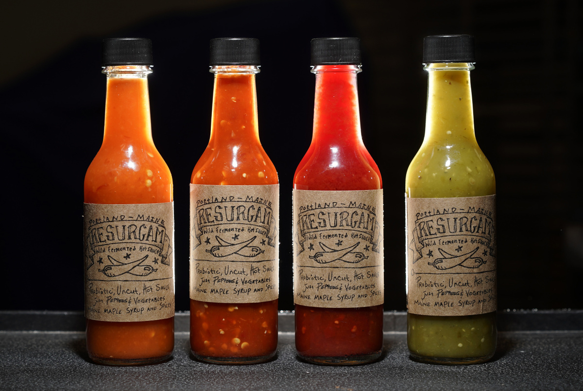 Hot sauce heats up in southern Maine kitchens - Portland