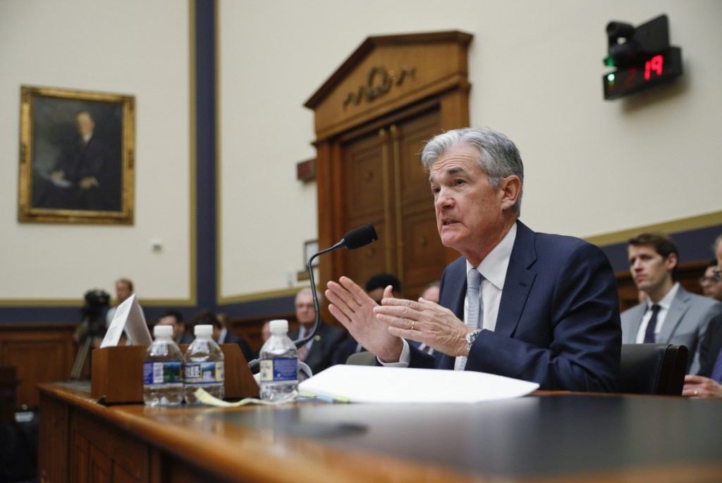 Fed likely to end bond trimming by end of 2019, Powell says