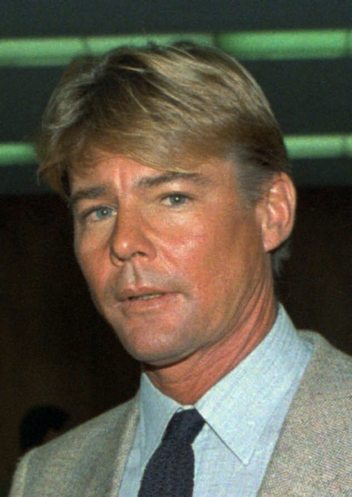 Actor Jan-Michael Vincent, shown in 1986, died Feb. 10 in an Asheville, North Carolina, hospital. News of his death was first reported Friday by TMZ.