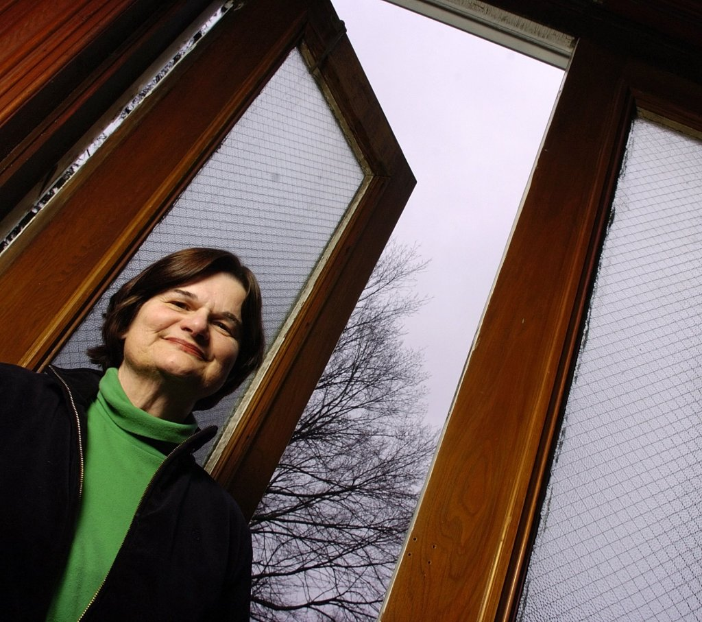 FIGHTING GLOOMY WEATHER: Elizabeth Dostie says regular exercise and a healthy diet can help keep the gloomy effect of the weather at bay. She is the clinical director of the Harland A. Turner Family Counseling Center in Waterville.