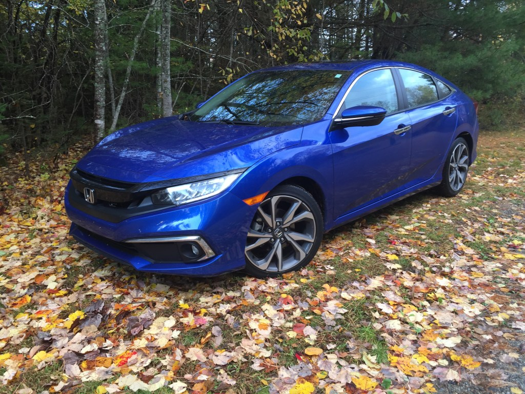 On the Road Review: Honda Civic Touring Sedan
