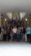Group picture of Porto WG1 and WG2 participants