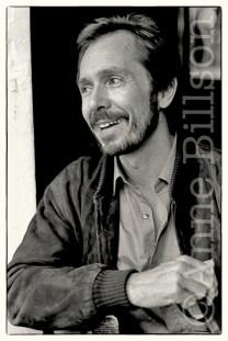 Lewis Teague, film-maker. New York, 1983.