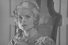 Mary Peach as Milady in The Three Musketeers (1966)