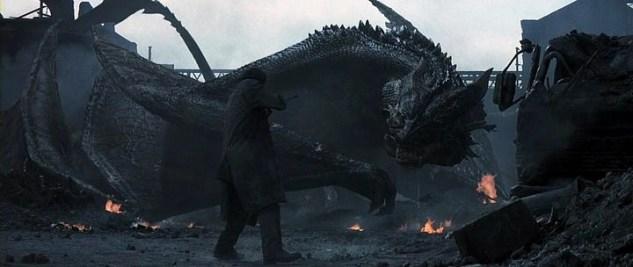 Reign of Fire.