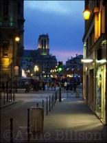 Rue du Temple.