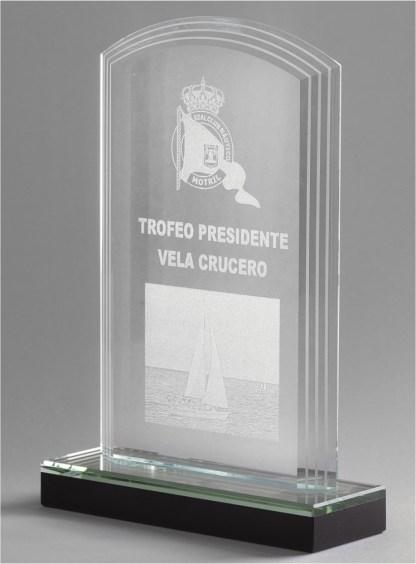 1315-Cristal-Economico-Trofeo-Placa-Reconocimiento-Homenaje