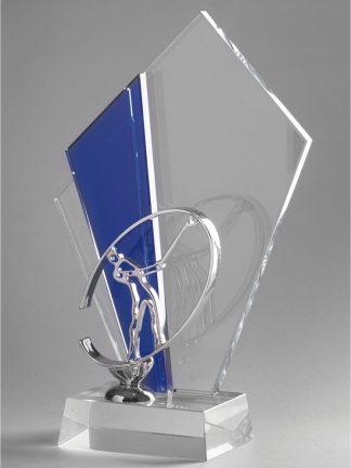 1318-Cristal-Economico-Trofeo-Placa-Reconocimiento-Homenaje