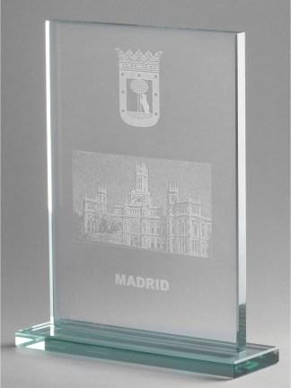 1349-Cristal-Economico-Trofeo-Placa-Reconocimiento-Homenaje