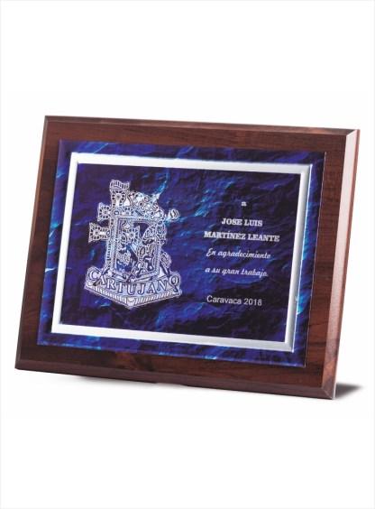 1714-Placa-Economico-Trofeo-Reconocimiento-Homenaje-Barata