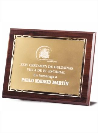 1736-Placa-Economico-Trofeo-Reconocimiento-Homenaje-Barata