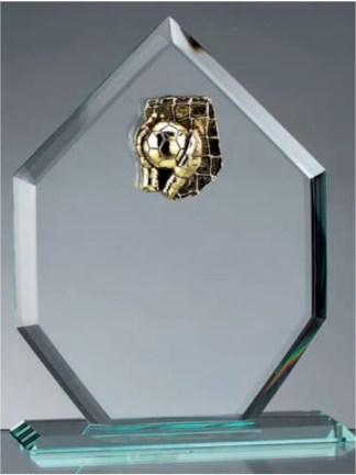 2092-Cristal-Economico-Trofeo-Placa-Reconocimiento-Homenaje