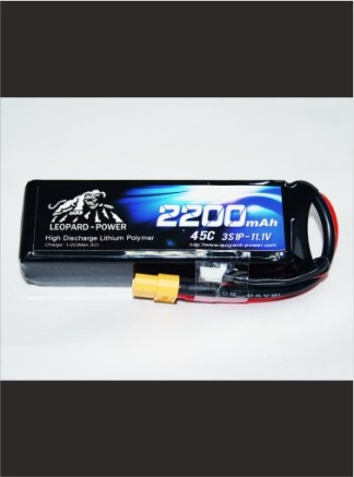 2200mAh-45C-3S-11.1v-Leopard-Power