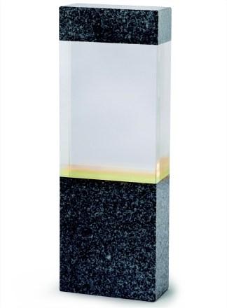 2306-Cristal-Economico-Trofeo-Placa-Reconocimiento-Homenaje-Calidad