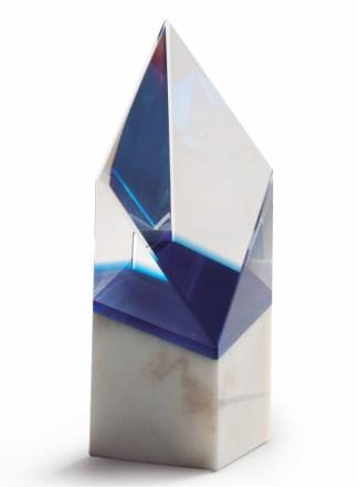 2308-Cristal-Economico-Trofeo-Placa-Reconocimiento-Homenaje-Calidad